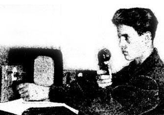 Участник соревнований, ростовчанин Егений Кулагин (068027), 1956 г.