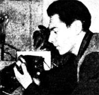 Оператор команды-победительницы (077576/UA3KAE) – Геннадий Семенихин, 1956 г.