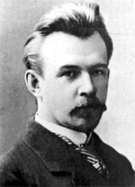Магистр физики Д. А. Рожанский. 1911 год