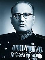 Генерал-майор Б.П.Асеев