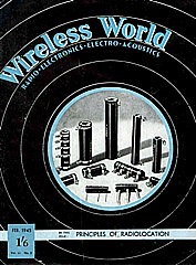 Так выглядел исторический номер журнала Wireless World