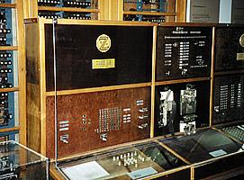Вычислитель Z3 в Музее техники в Мюнхене