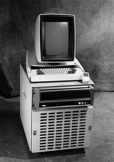 Компьютер Alto.