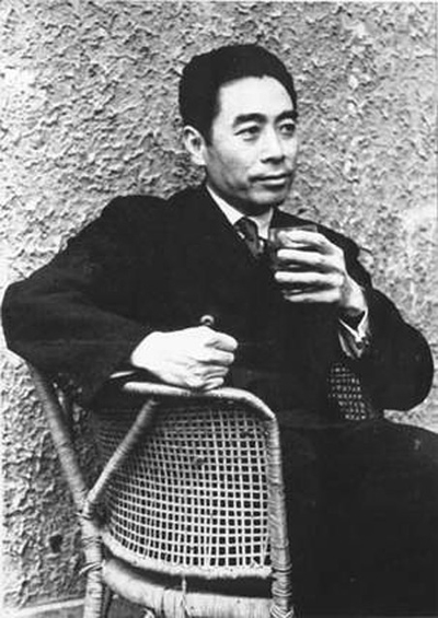 Zhou Enlai (1898-1976) – the (first) premier of the People's Republic of China