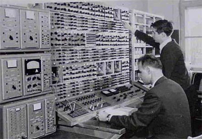 The first analog computer built in Estonia