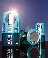 Ионно-литиевые аккумуляторы